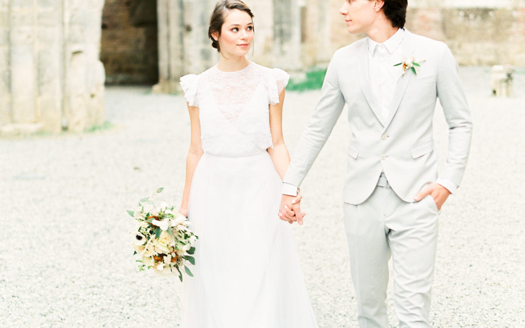 A Wedding Editorial Crafted With Love by Italy's Finest Artisans